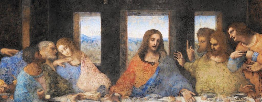 Visite exclusive en soirée de La Cène de De Vinci avec un dîner à Eataly