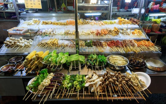 Kowloon private street food tour in Hong Kong
