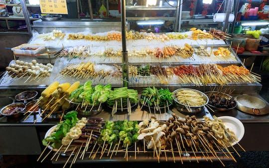 Passeio privado de comida de rua em Kowloon em Hong Kong