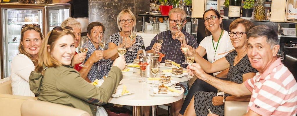 Ljubljana guided food tour