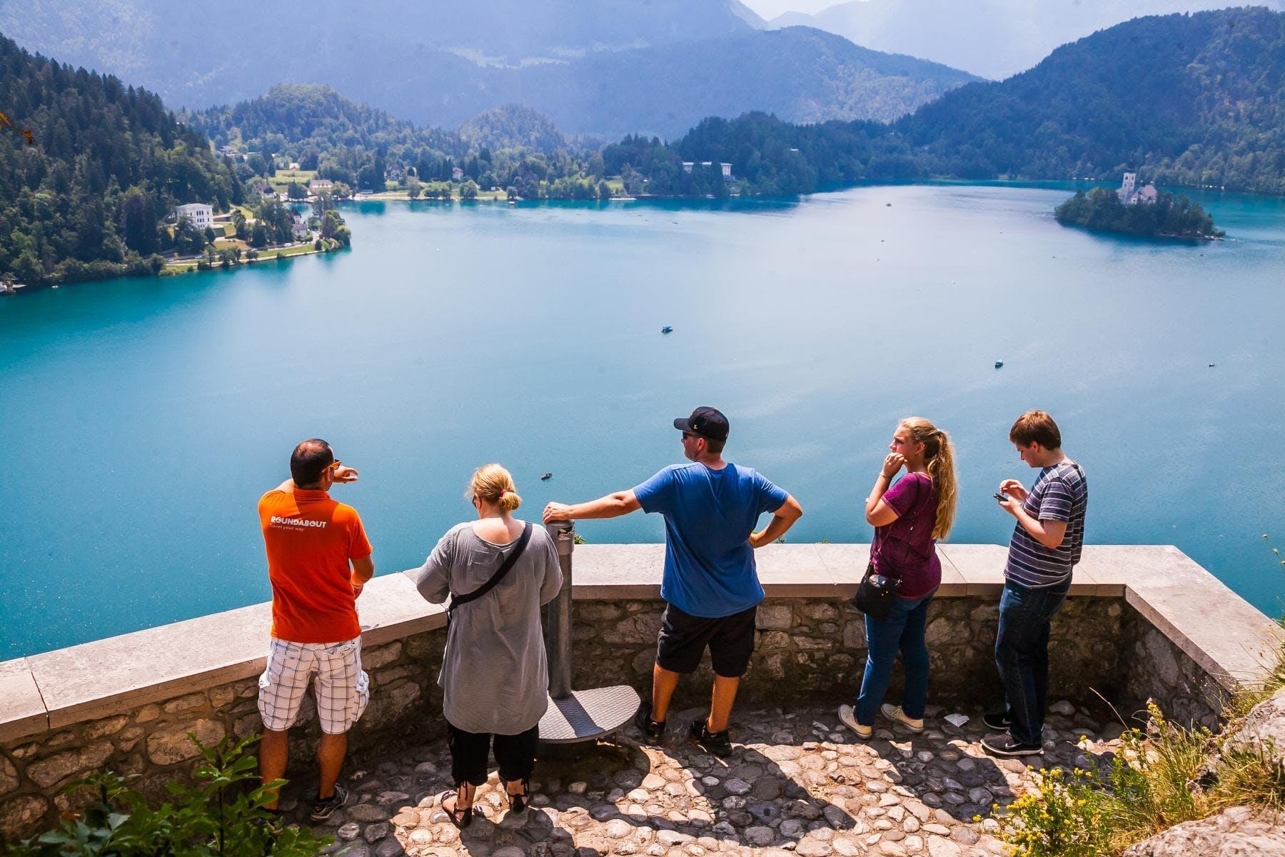 Salir de la ciudad,Excursiones de un día,Excursión a Lago de Bled,Tour por Liubliana