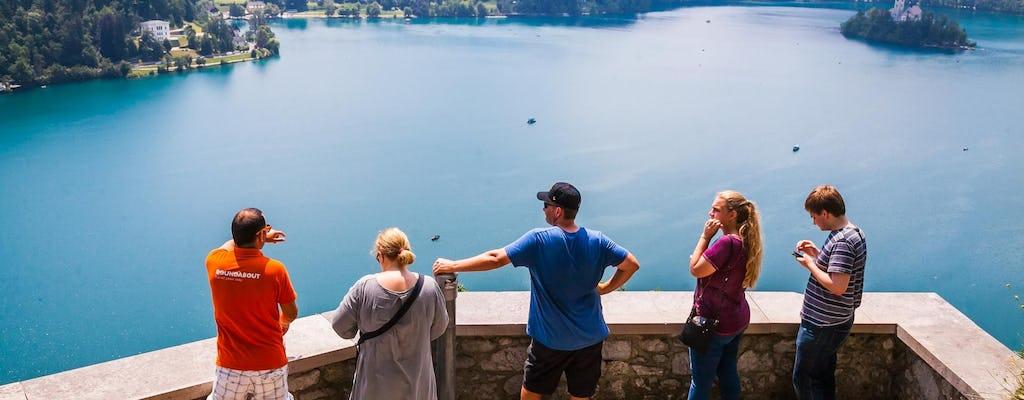 Tour di mezza giornata da favola a Bled da Lubiana