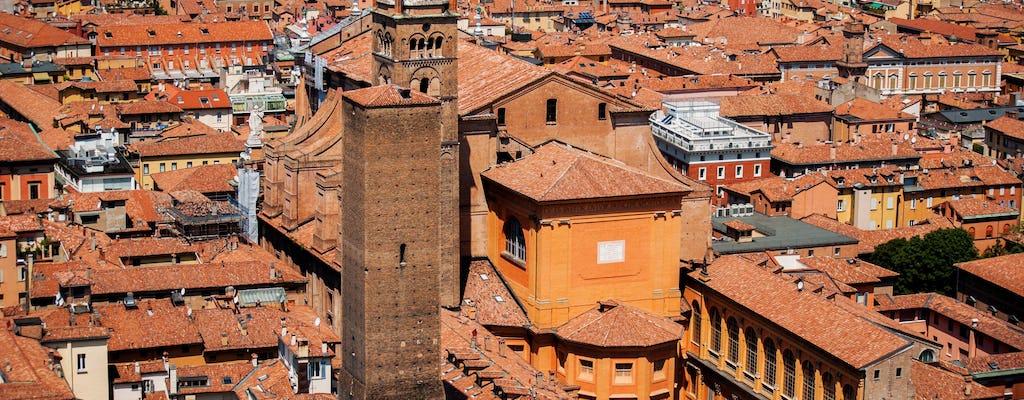 Tour a pie Bolonia Experience