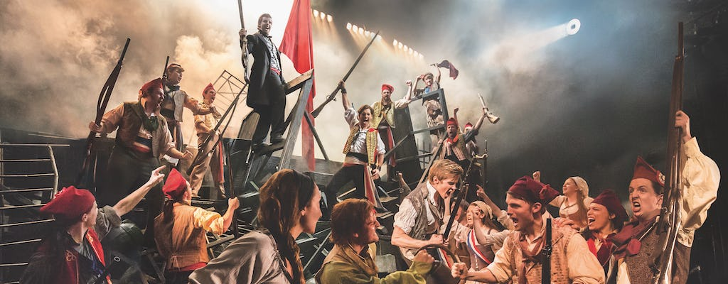 Tickets to Les Miserables the Musical in London