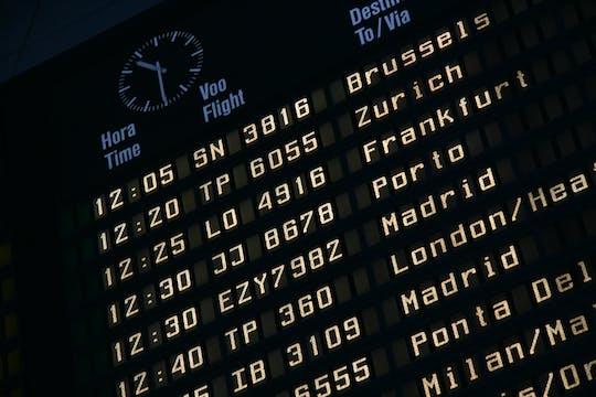Trasferimento di arrivo all'aeroporto di Lisbona
