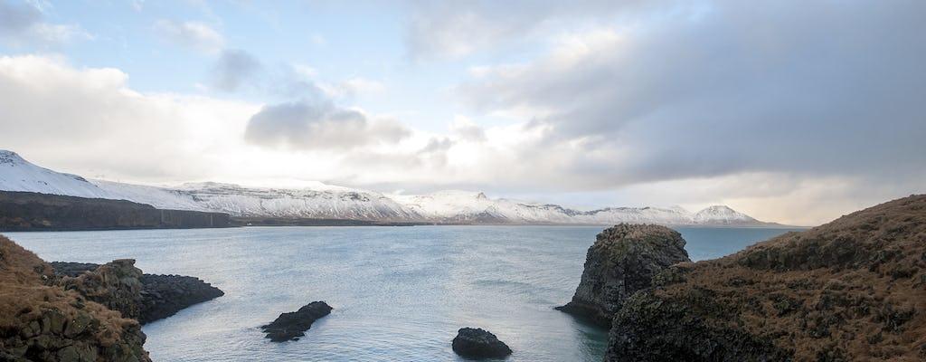 Wycieczka na półwysep Snæfellsnes z Reykjaviku