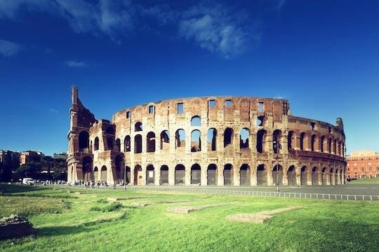 Roma in un giorno con tour del Colosseo e del Vaticano
