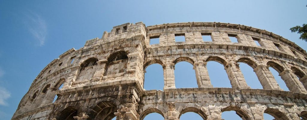 Colosseum skip-the-line walking tour with Roman Forum and Palatine Hill