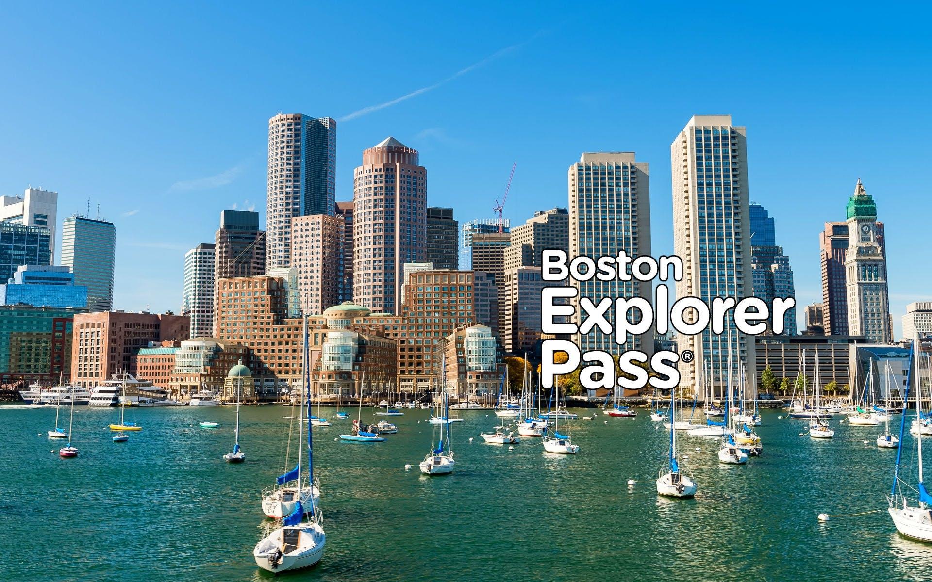 Ver la ciudad,Tickets, museos, atracciones,Pases de ciudad,Entradas a atracciones principales,Boston City Pass