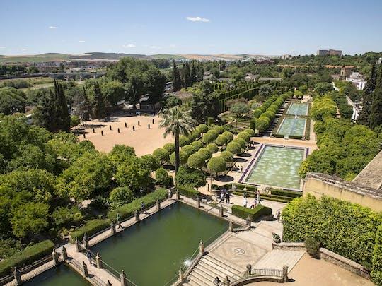Entradas sin colas y visita guiada al Alcázar de los Reyes Cristianos de Córdoba