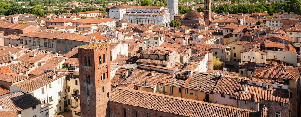 Livorno, Lucca and Pisa low-cost round-trip transfer