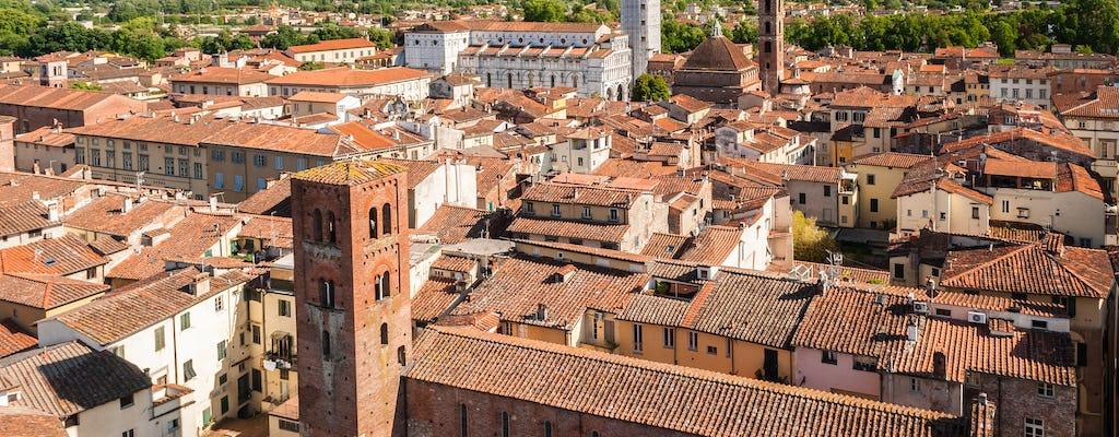 Livorno, Lucca e Pisa de ida e volta de baixo custo