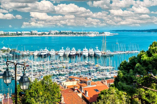 Cannes, Antibes and Juan-les-Pins tour