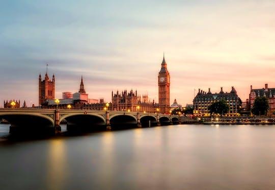 FREE Tour of London