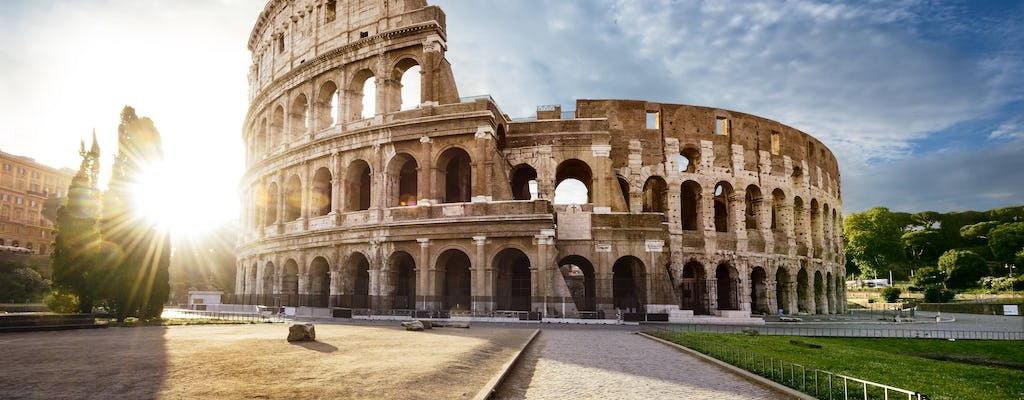 Colosseum package with VIP fastest entrance tickets, Roman Forum and Palatine Hill