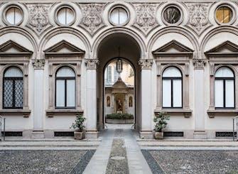 Tour di Milano nel quartiere di Brera e piazza Gae Aulenti
