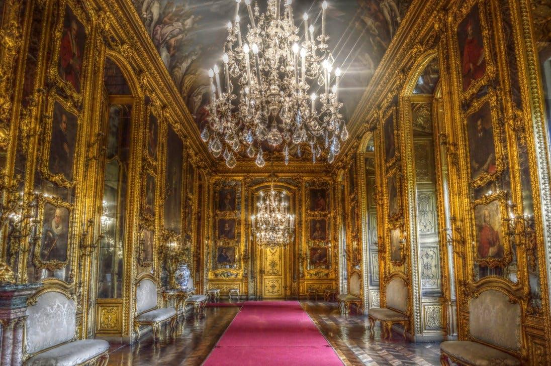 Ver la ciudad,Tickets, museos, atracciones,Tours temáticos,Tours históricos y culturales,Entradas para evitar colas,Museos,Palacio Real de Venaria