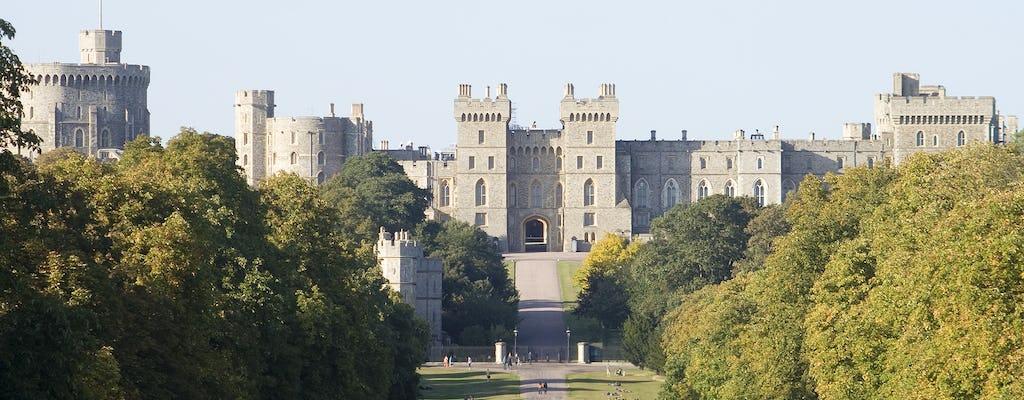 Zamek Windsor, Stonehenge, Bath i XIV-wieczny obiad w Lacock