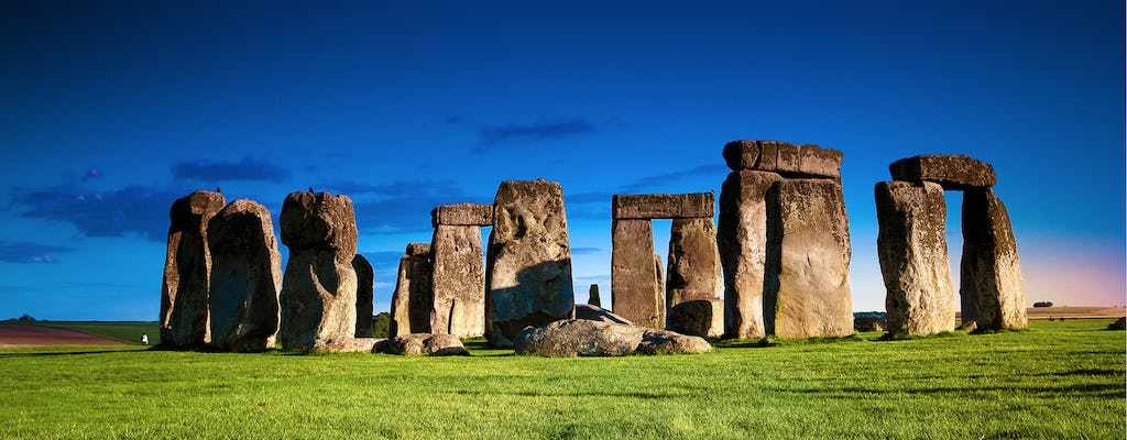 Stonehenge morning and afternoon tours with fish and chips option