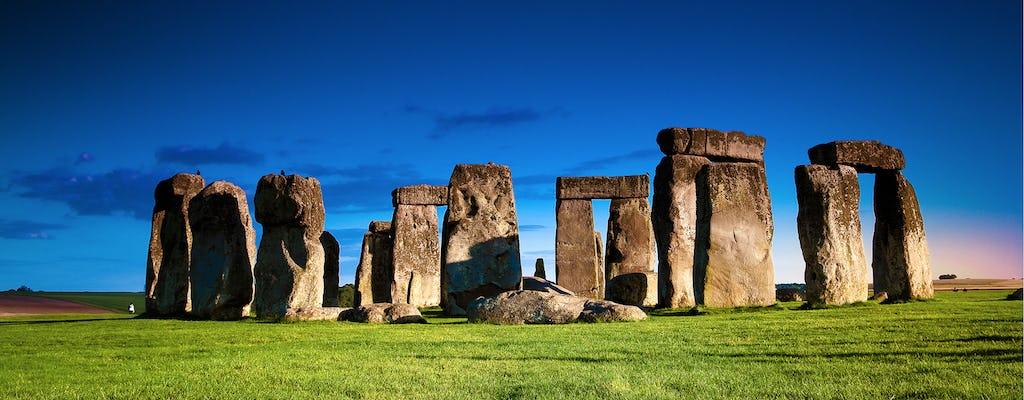 Tour di mattina o pomeriggio a Stonehenge con opzione fish and chips