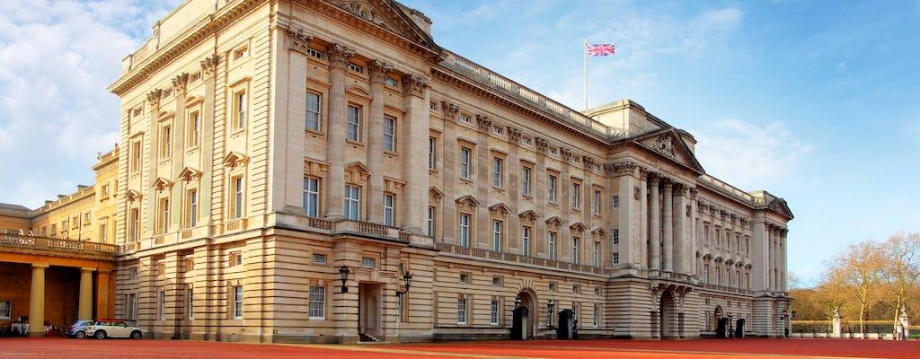 Tour del Castello di Windsor e di Buckingham Palace