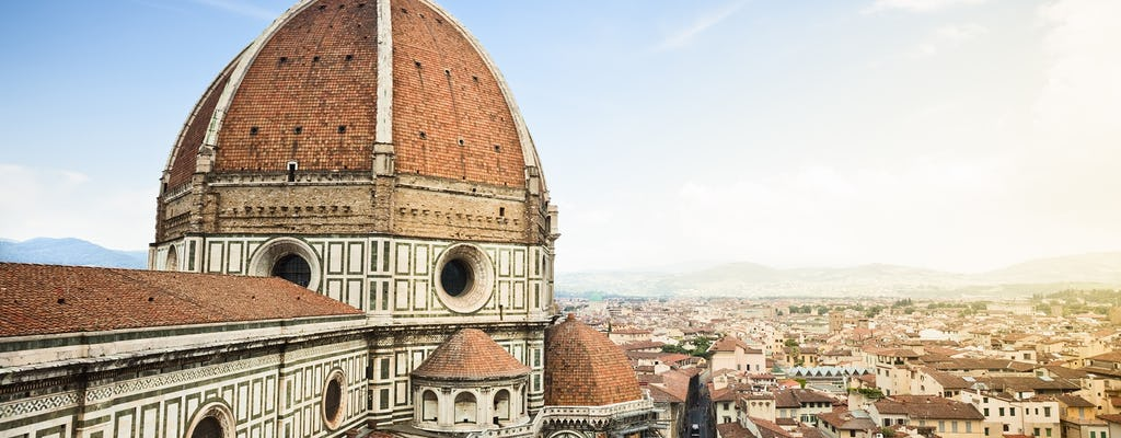 Brunelleschi's Dome guided tour