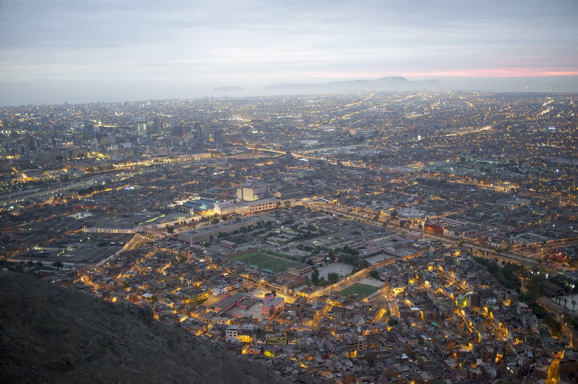 Lima in a day: City tour, Larco museum & Magic water circuit