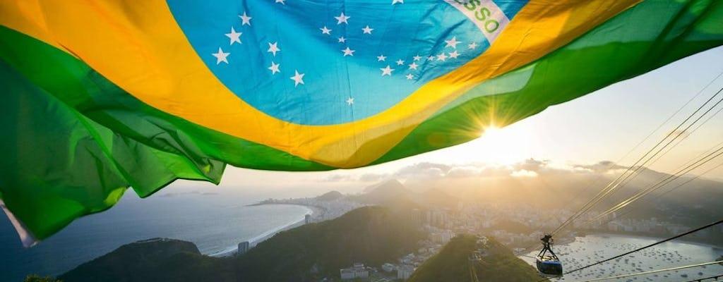 Rio de Janeiro Ganztagestour mit Transfers