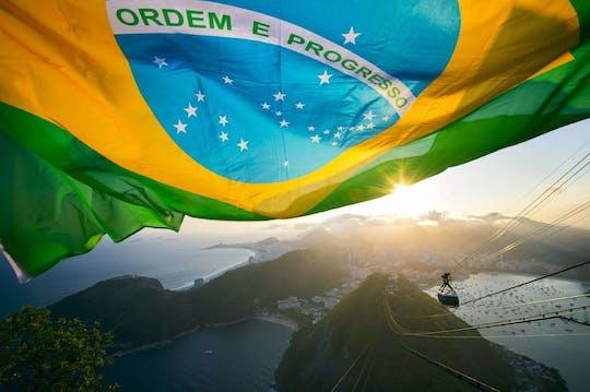 Rio de Janeiro full-day tour with transfers