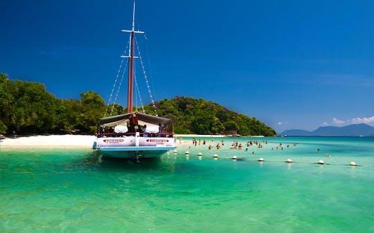 Angra dos Reis & Ilha Grande day cruise from Rio