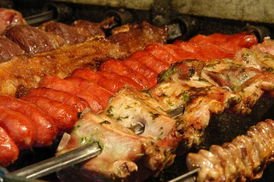 All-You-Can-Eat brasileña Churrascaria: Río de Janeiro