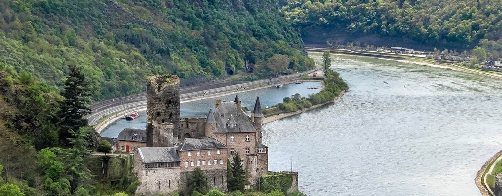 Day tour to the Rhine Valley from Frankfurt
