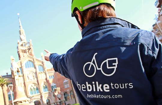 TOP 10 do tour da eBike em Barcelona
