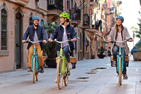 Tour en e-bike de Montjuïc à Barcelone