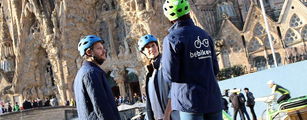 Tour pela eBike de Barcelona Gaudí