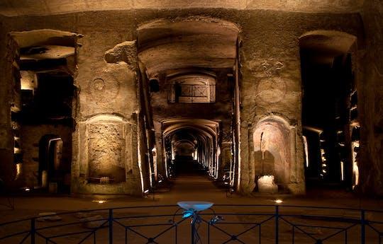 Biglietti e visita guidata alle Catacombe di San Gennaro