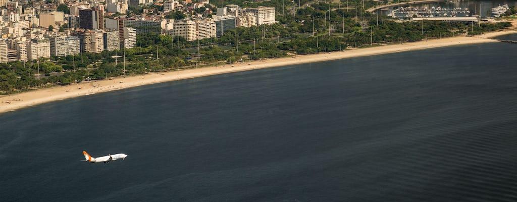 Minivan VIP Flughafen Galeao (GIG) nach Rio de Janeiro