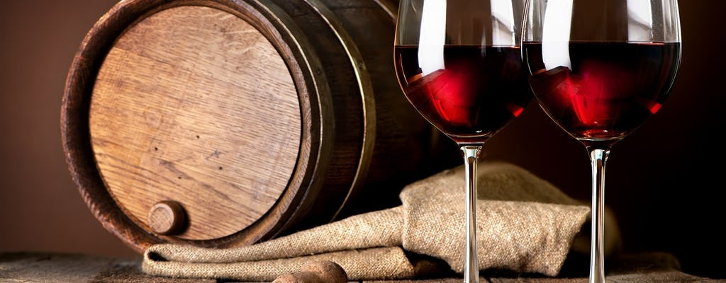 Visita della tenuta Santa Caterina e degustazione 3 vini