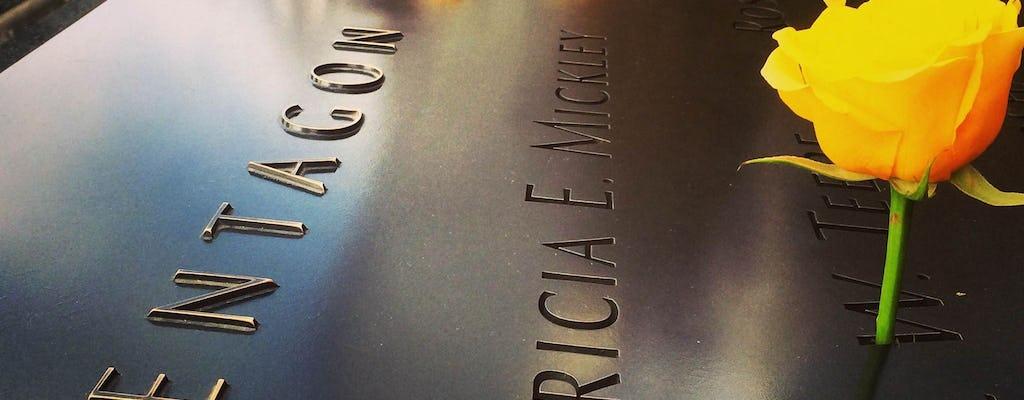 Землю 9-11 тур ноль доступности: церковь Св. Павла, пожарного мемориальной стене и 9-11 Мемориал