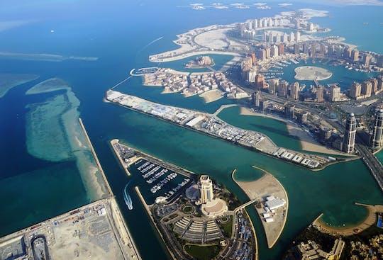 Ekspresowa wycieczka po mieście Doha