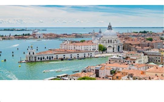 Passeio de barco de Veneza com Grand Canal e subir de torre