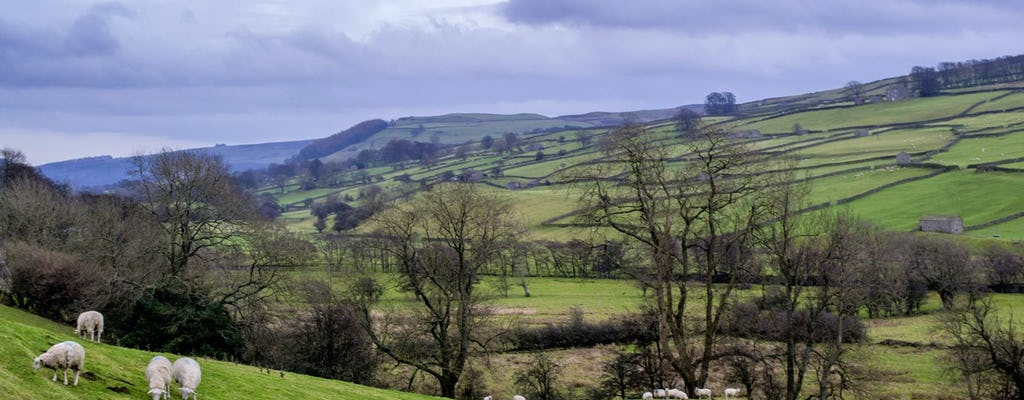 The Yorkshire Dales from York