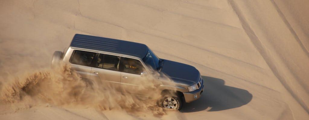 Pustynne safari z Doha z grillem