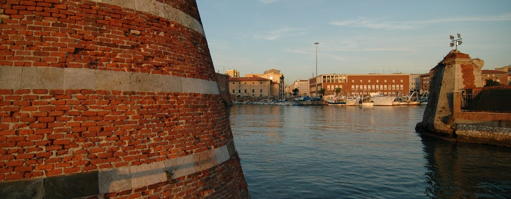 Private walking tour of Livorno with a local guide