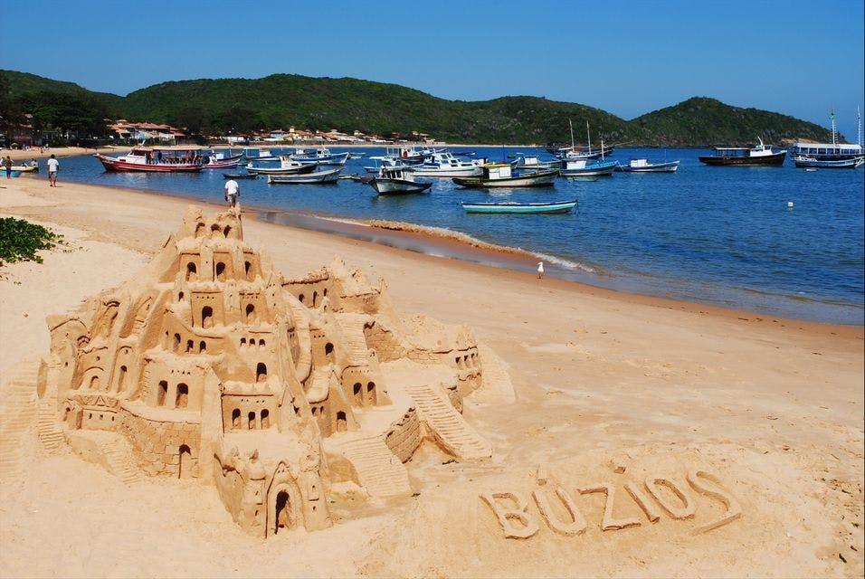Buzios full-day tour from Rio de Janeiro
