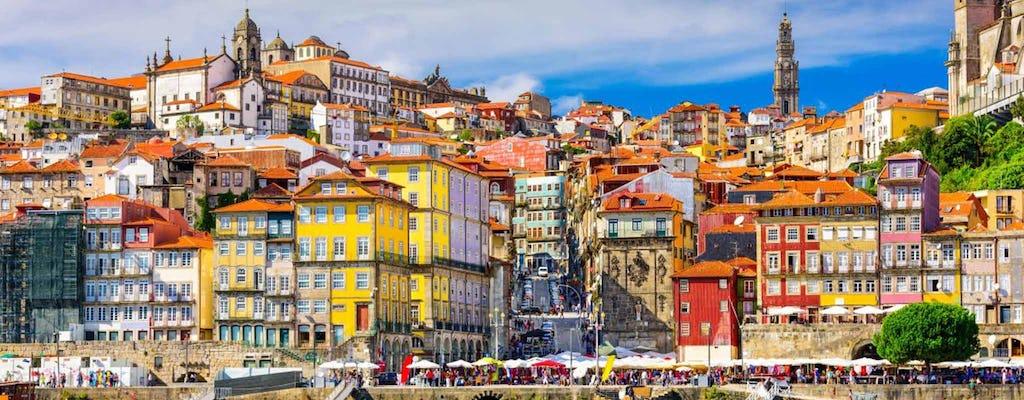 Центр города порту: лучшие из Порту