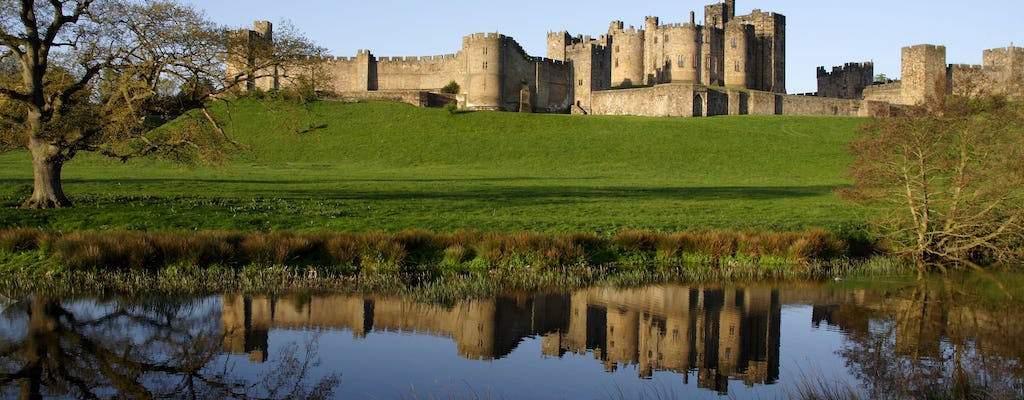 Scottish Borders and castles tour