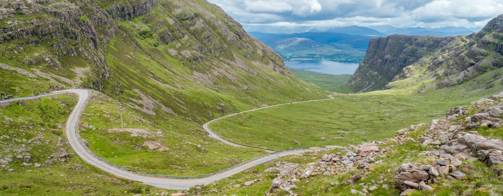 Tour of Applecross and Highland wilderness