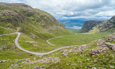 City tours,Bus tours,Excursion to Applecross