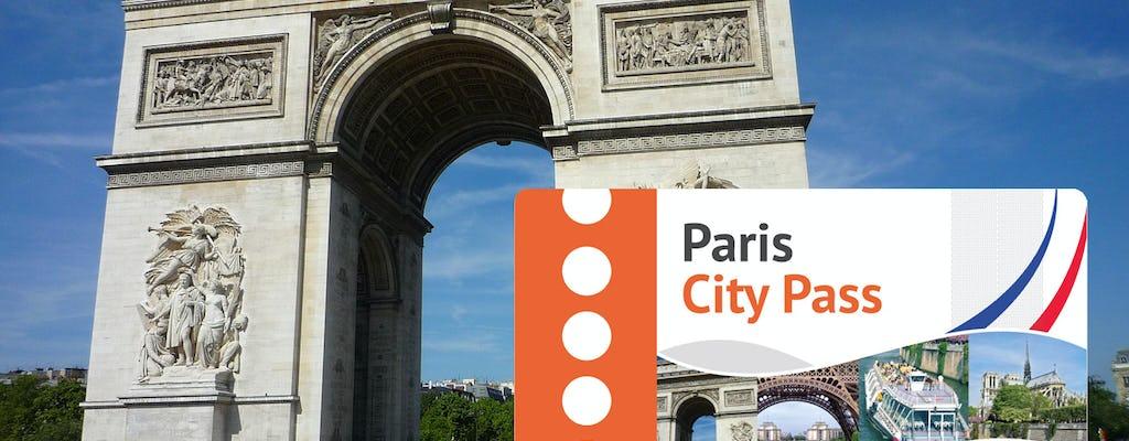 Paris City Pass - Free museums, tours and public transport